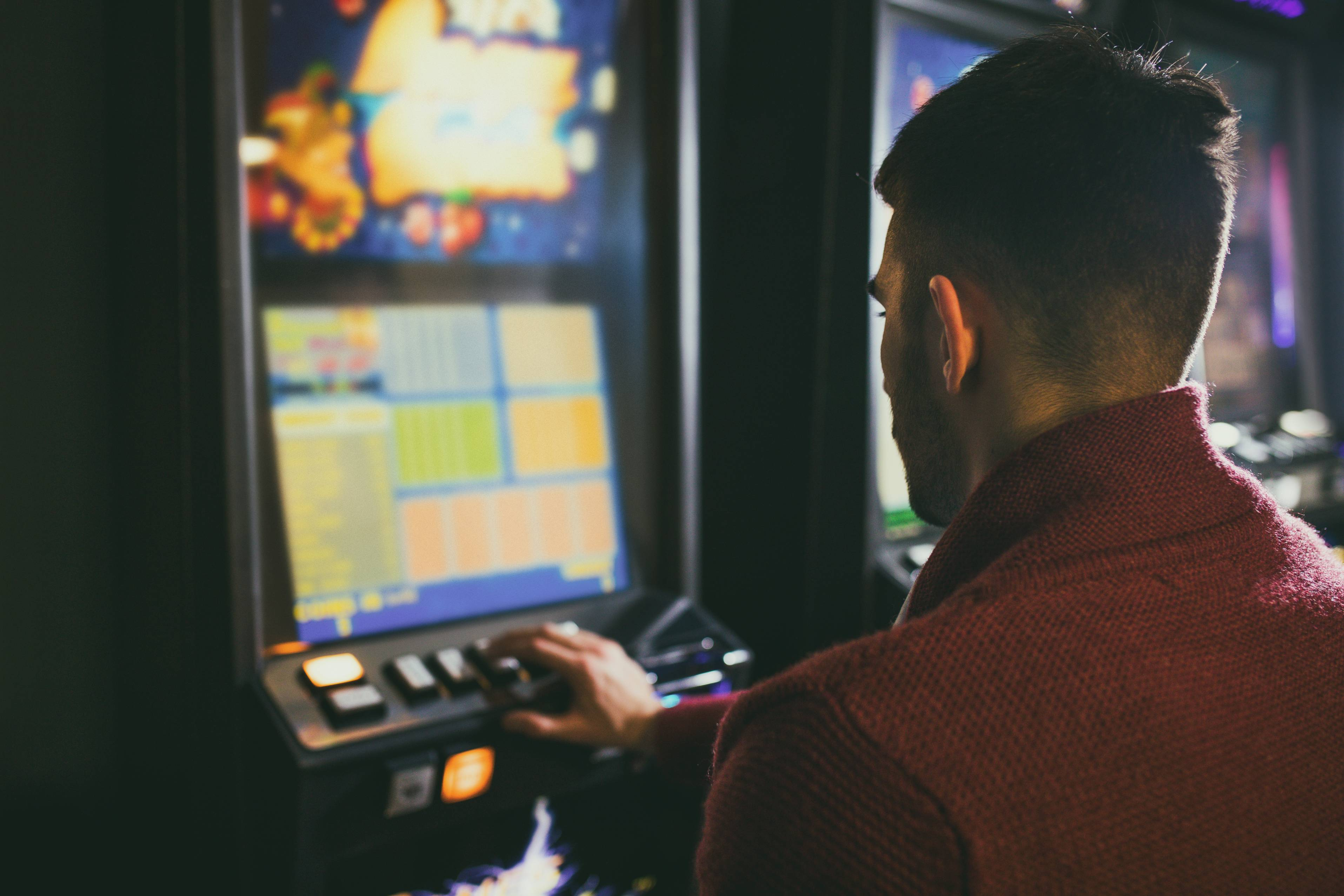 HABIT FORMING: Asians may be more drawn to gambling due to it being easier to hide, say addiction therapists
