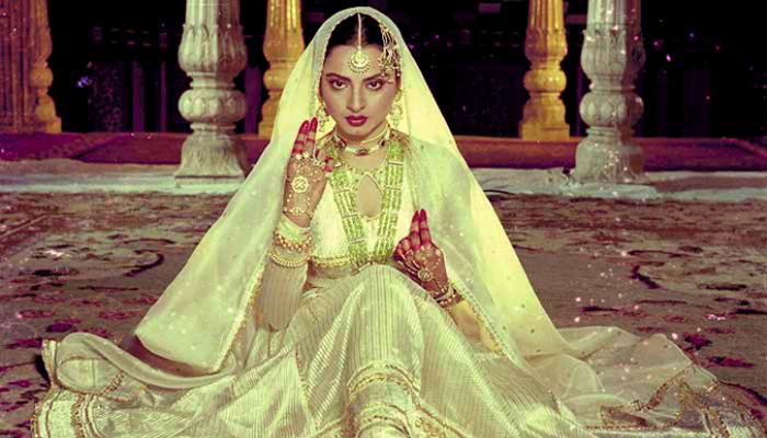 EVERGREEN: Rekha in 1981 film Umrao Jaan