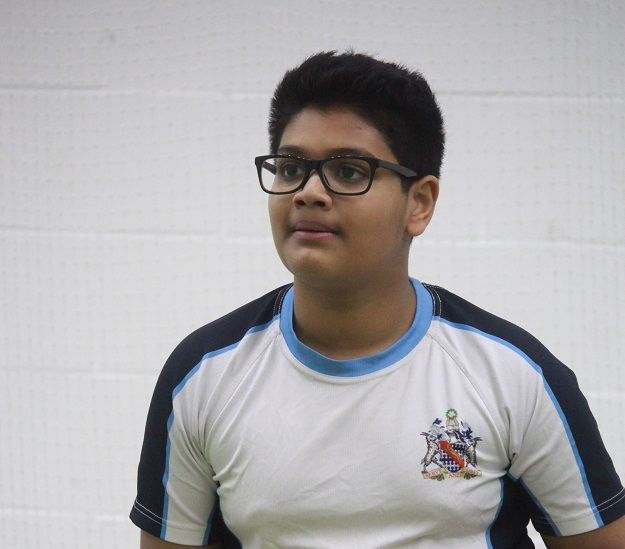 Aryan, who is inyearnineat Habs, has recently been selected in the D40 squadfollowing his performancesat both school and local cricket club.
