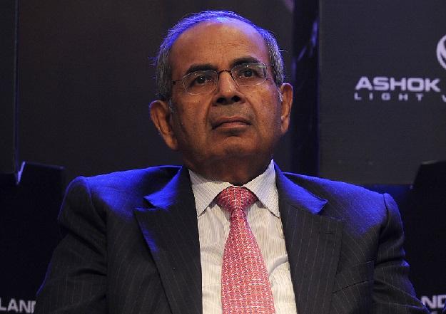 FILE PHOTO: GP Hinduja, co-chairman of the Hinduja Group.  (Photo: Manjunath Kiran/AFP via Getty Images).