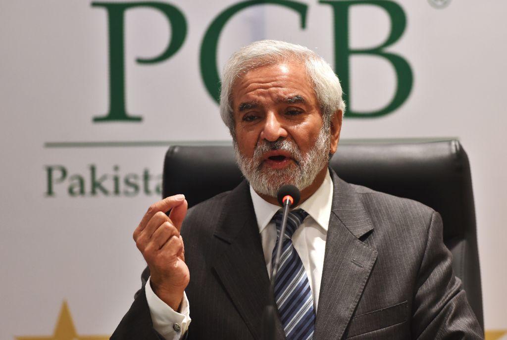 Pakistan Cricket Board Chairman Ehsan Mani (File photo)