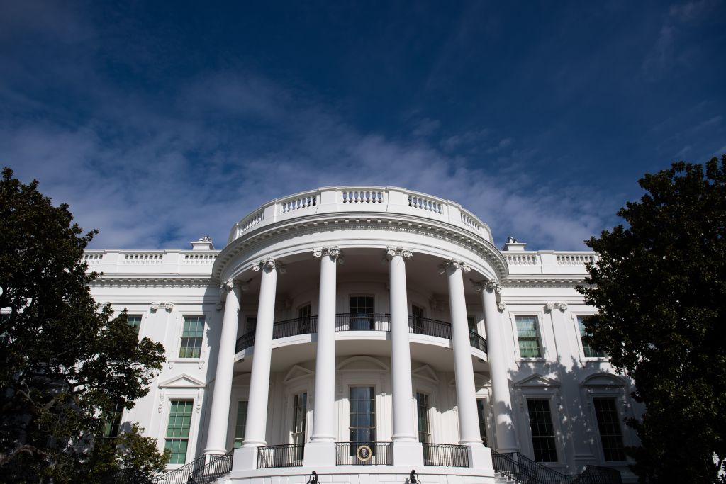 The White House in Washington (File photo)