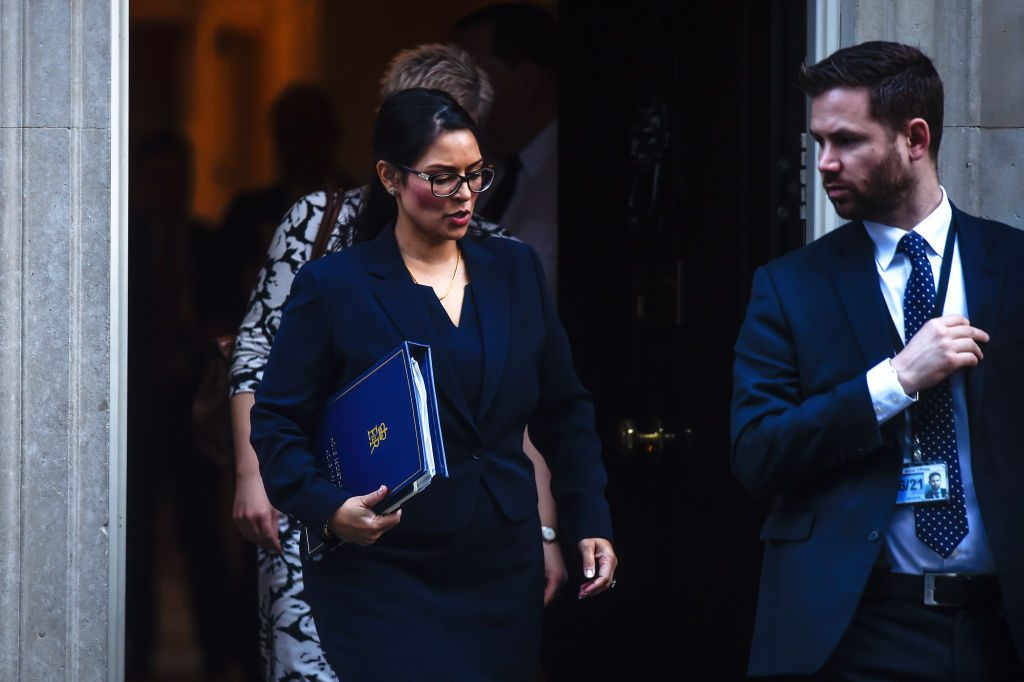 Priti Patel's a total professional, not a bully, say her allies
