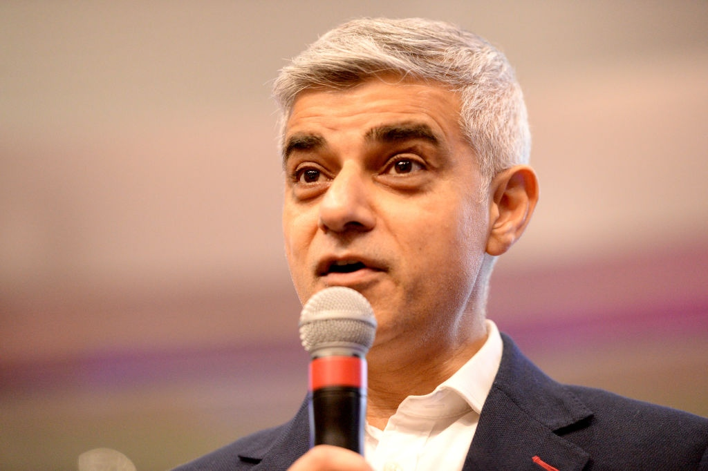 London Mayor Sadiq Khan believes Sir Keir is the right person to revitalise the Labour party. (Photo: Eamonn M. McCormack/Getty Images for Brent London Borough of Culture)