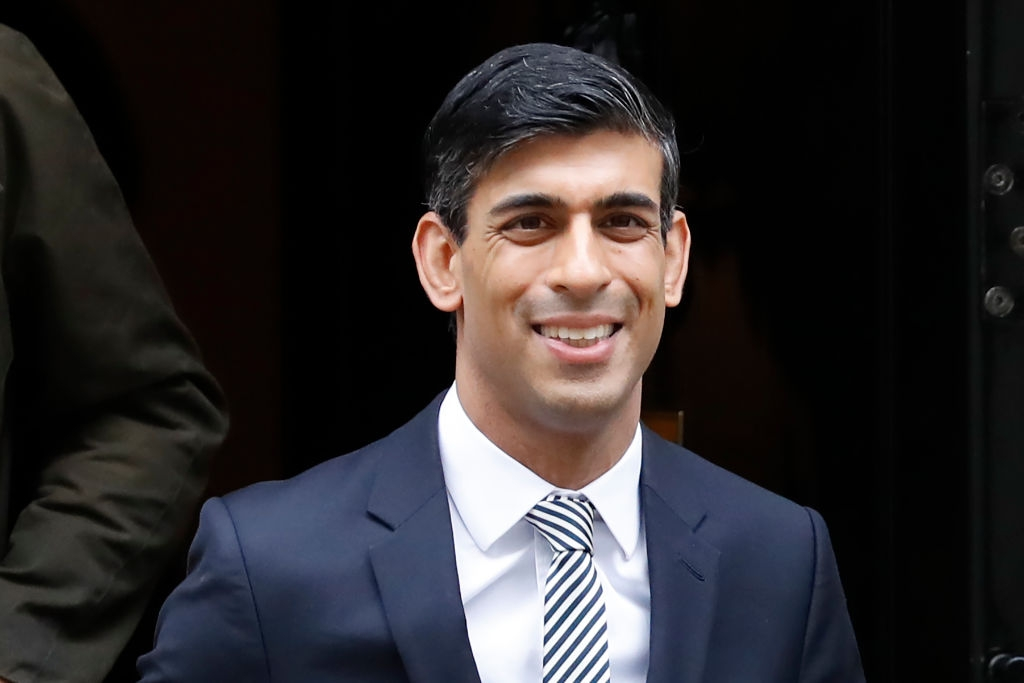 Chancellor Rishi Sunak (Photo by Getty Images).