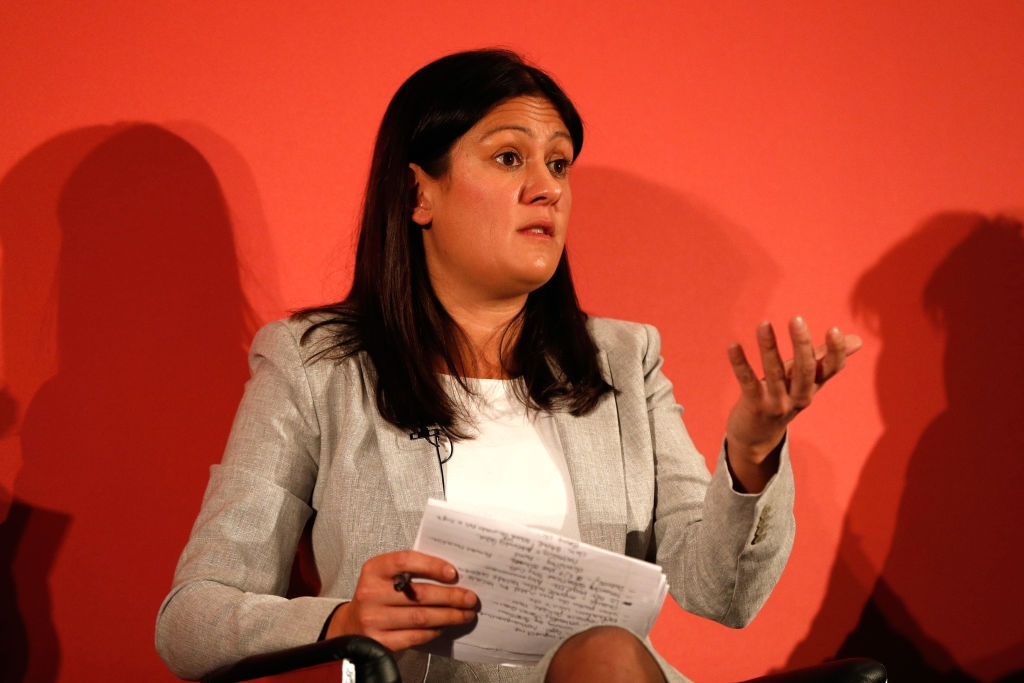 Labour MP Lisa Nandy (Photo: Darren Staples/Getty Images)