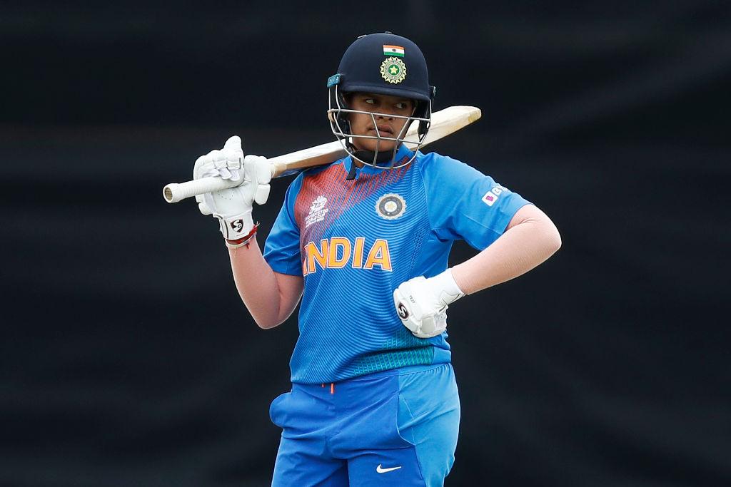 India post below-par 133/8 against New Zealand, despite Shafali's 46
