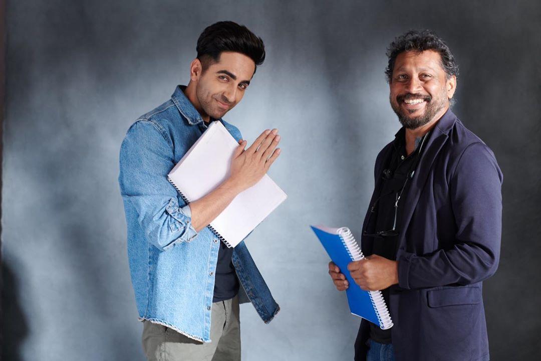 Ayushmann Khurrana & Shoojit Sircar