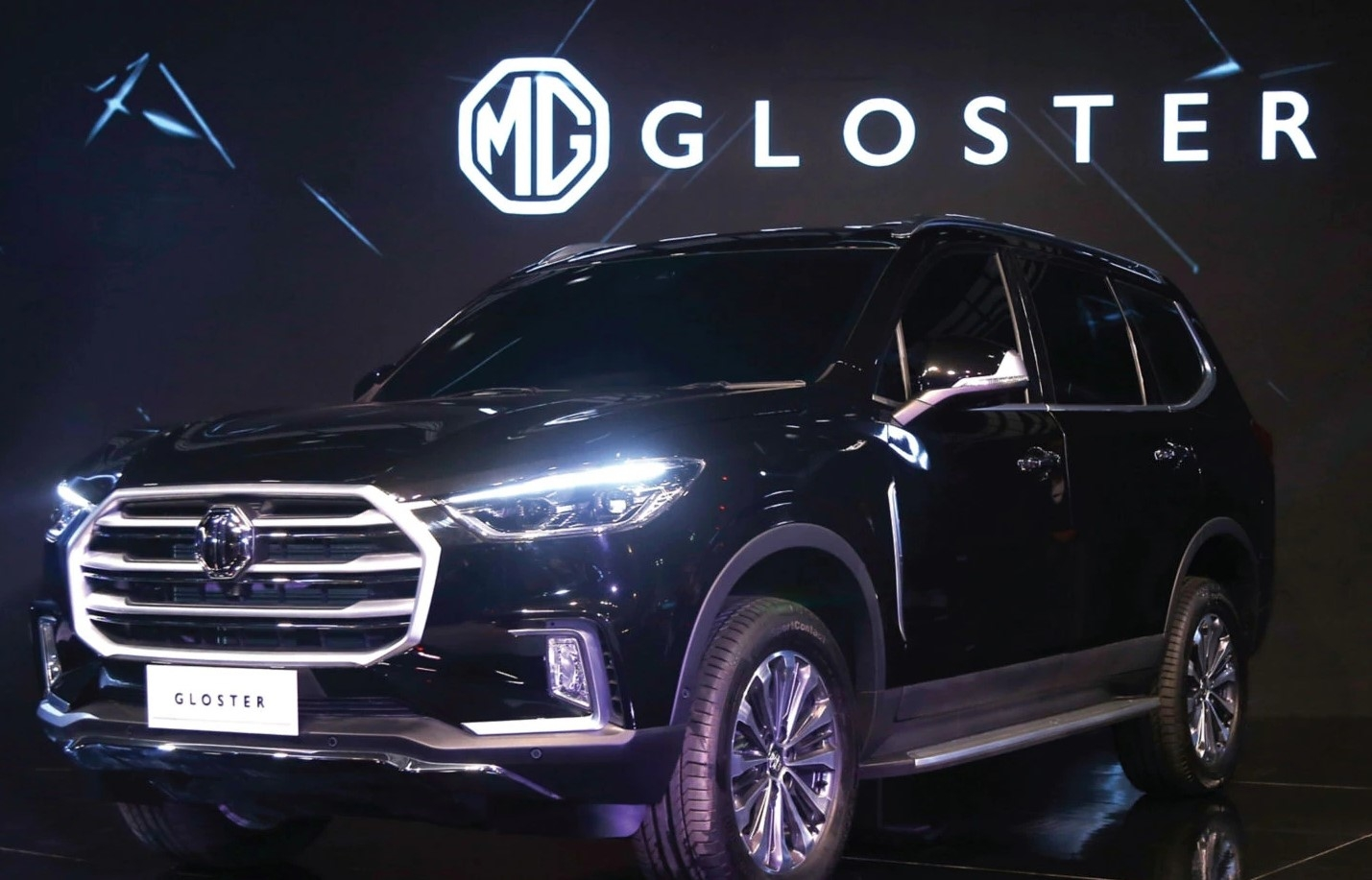 MG Motor's Gloster is expected to hit the Indian market by Diwali.