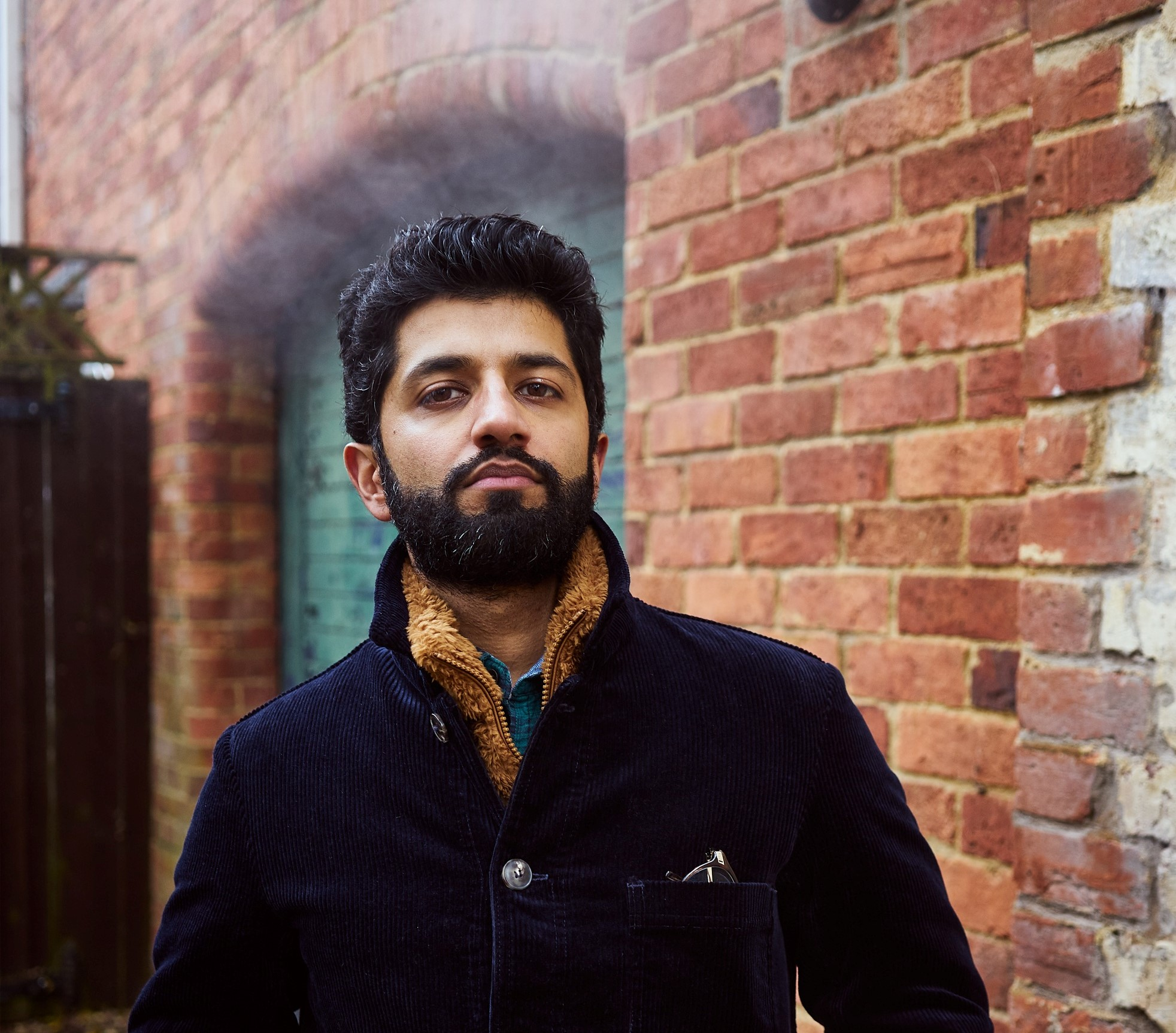 The debut EP by Oxford-based Riaz Ahmad (pictured) features themes on love, family and migration