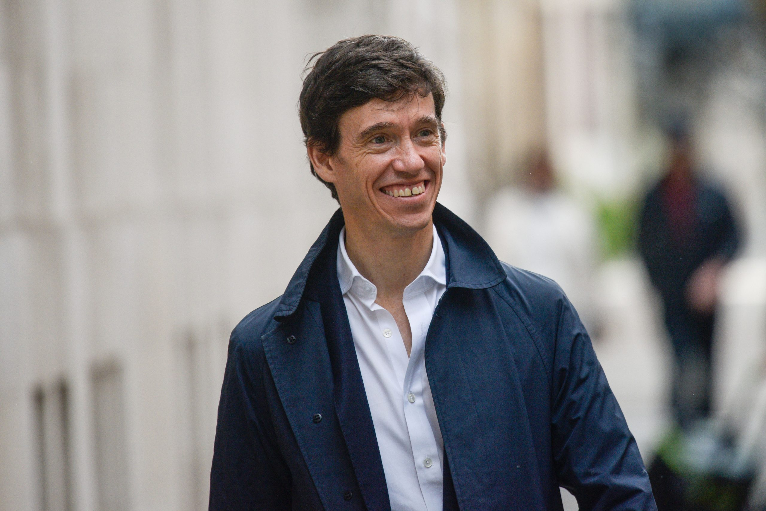 Rory Stewart has said tackling knife crime would be at the heart of his mission, if elected (Photo by Peter Summers/Getty Images)
