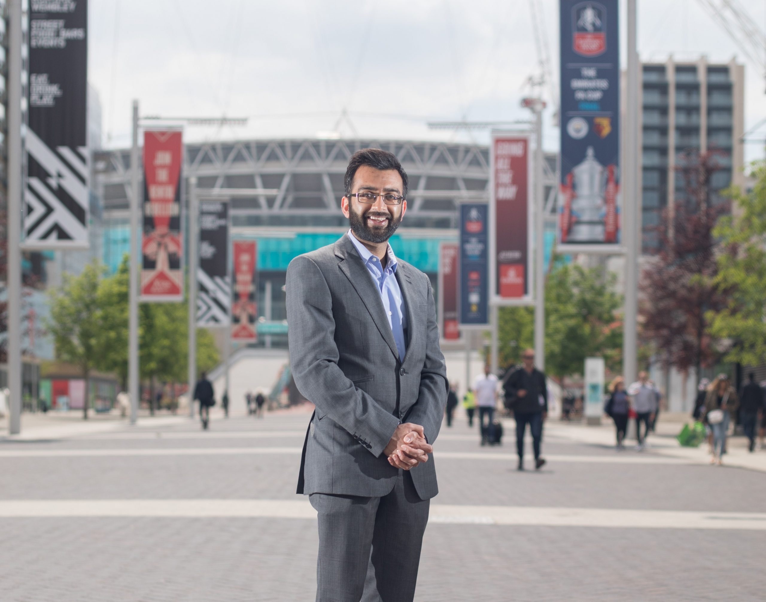 Krupesh Hirani has been selected as the candidate in Brent and Harrow for the London elections in May
