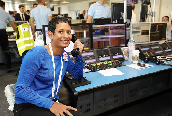 Naga Munchetty (Photo: Tim P. Whitby/Getty Images).