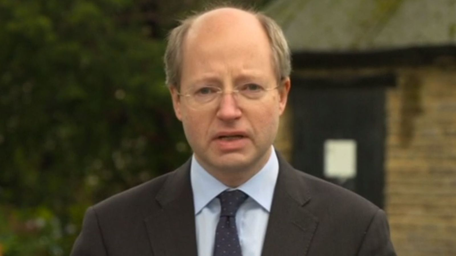 """The home secretary categorically denied any involvement in this campaign to the Cabinet Office. I regret I do not believe her,"" said Sir Philip Rutnam.  (Photo: YouTube/BBC)"