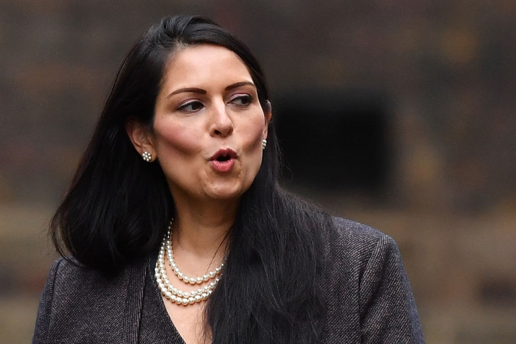 Priti Patel accused of bullying civil servants