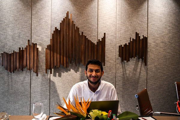 FILE PHOTO: Entrepreneur and founder of Oyo Rooms Ritesh Agarwal.  (CHANDAN KHANNA/AFP/Getty Images)