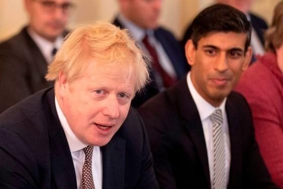 The letter was sent to both Boris Johnson and Rishi Sunak (Photo: Matt Dunham/AFP via Getty Images)