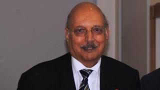 Dr Habib Zaidi (Courtesy: NHS)