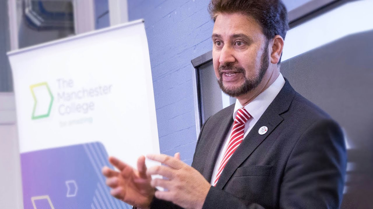 """Afzal Khan, Labour MP for Manchester Gorton, said he is """"absolutely opposed to any relaxation of the Sunday trading laws""""."""