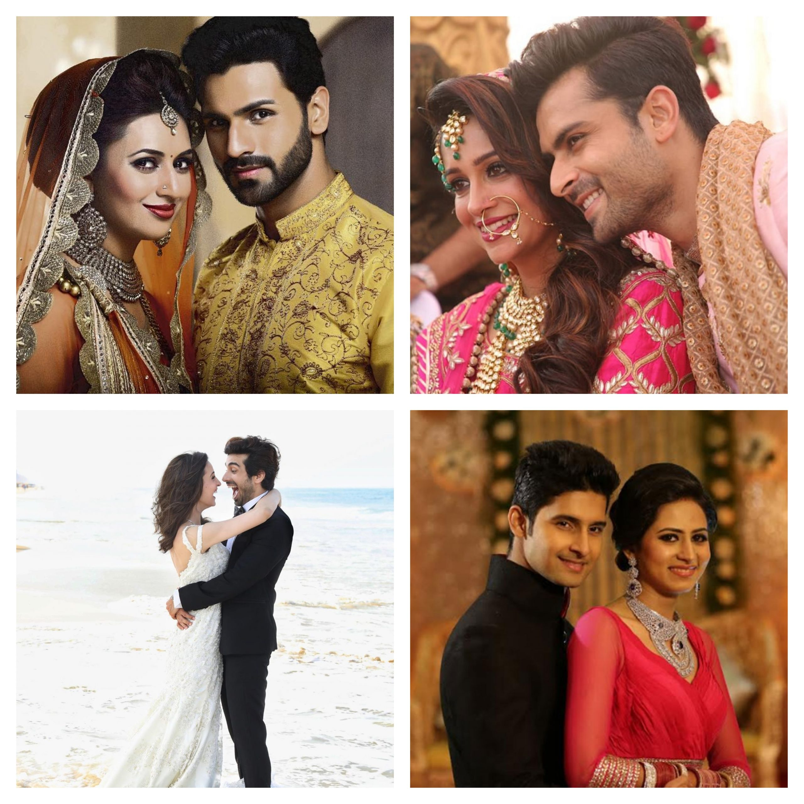 Top 10 TV celebs who married their co-stars