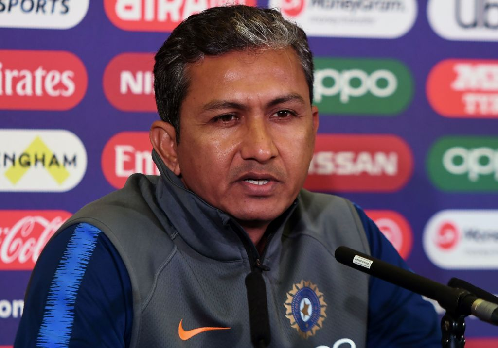 FILE Photo: Former India batting coach Sanjay Bangar attends a press conference at Trent Bridge in Nottingham, central England. (DIBYANGSHU SARKAR/AFP via Getty Images)