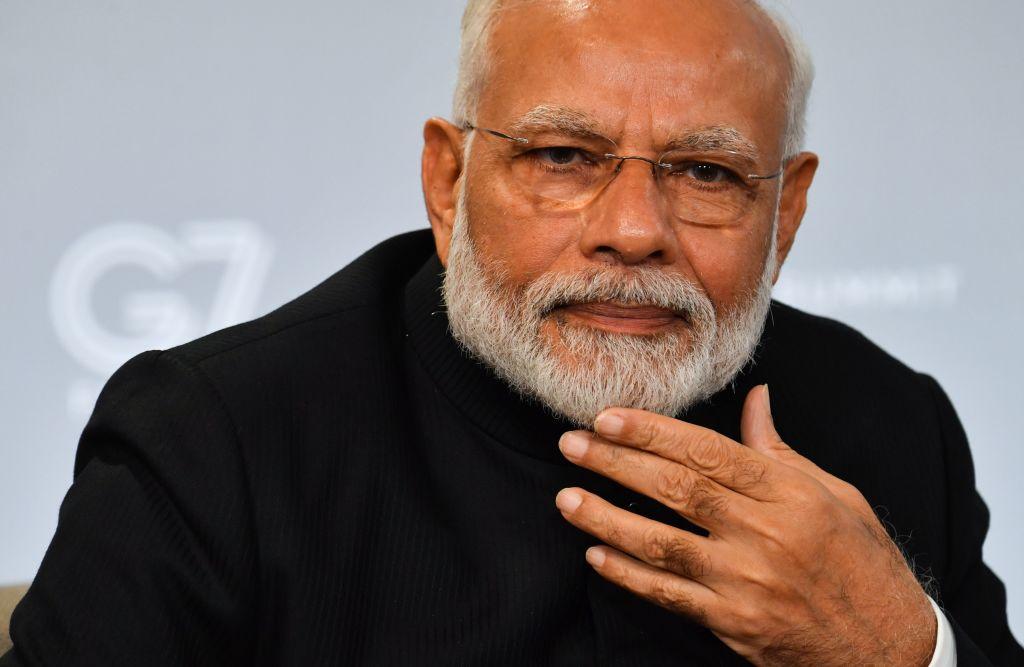 Indian Prime Minister Narendra Modi (Photo: NICHOLAS KAMM/AFP via Getty Images)