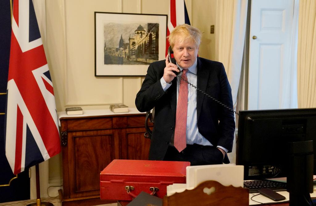 Prime Minister Boris Johnson (Photo: Andrew Parsons/Getty Images)