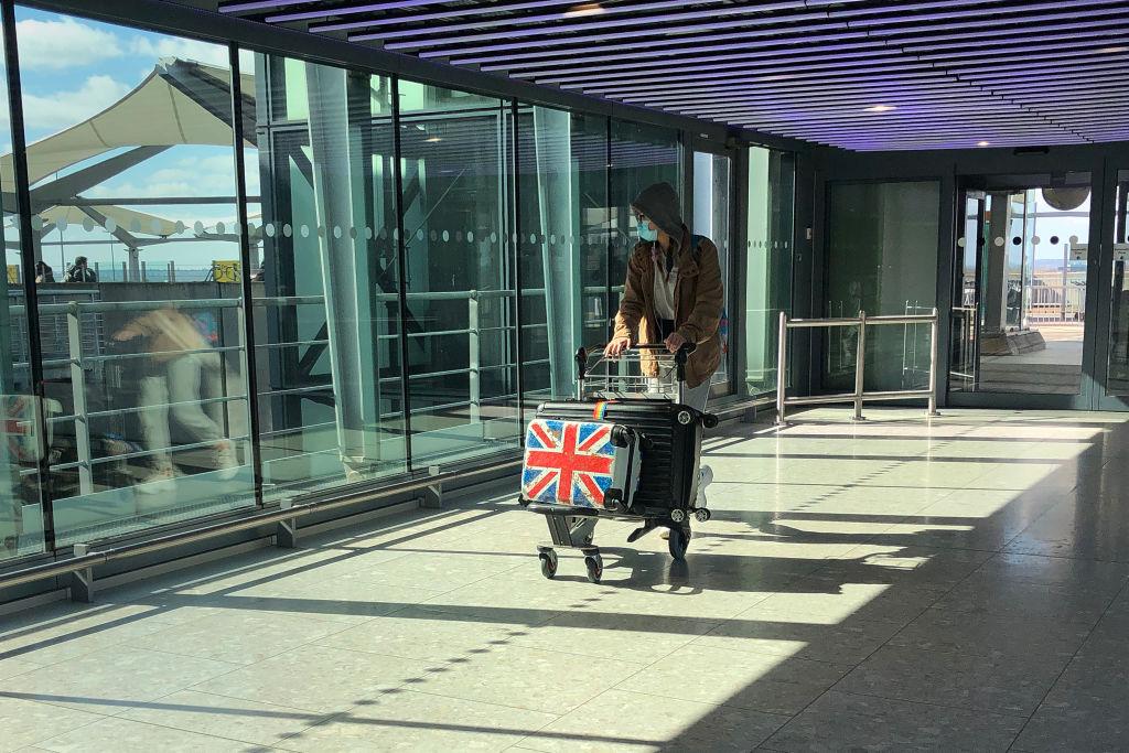 UK MPs slam 'divisive' virus passports
