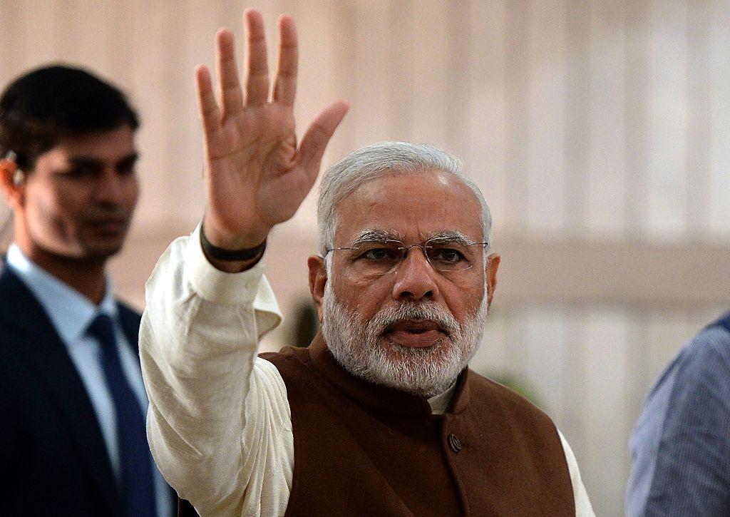 FILE PHOTO: India Prime Minister Narendra Modi.