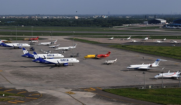 The finance ministry is considering a proposal that includes temporary suspension of most taxes levied on the sector, including a deferment of aviation fuel tax, said the sources, who have direct knowledge of the matter (Photo: PRAKASH SINGH/AFP via Getty Images).