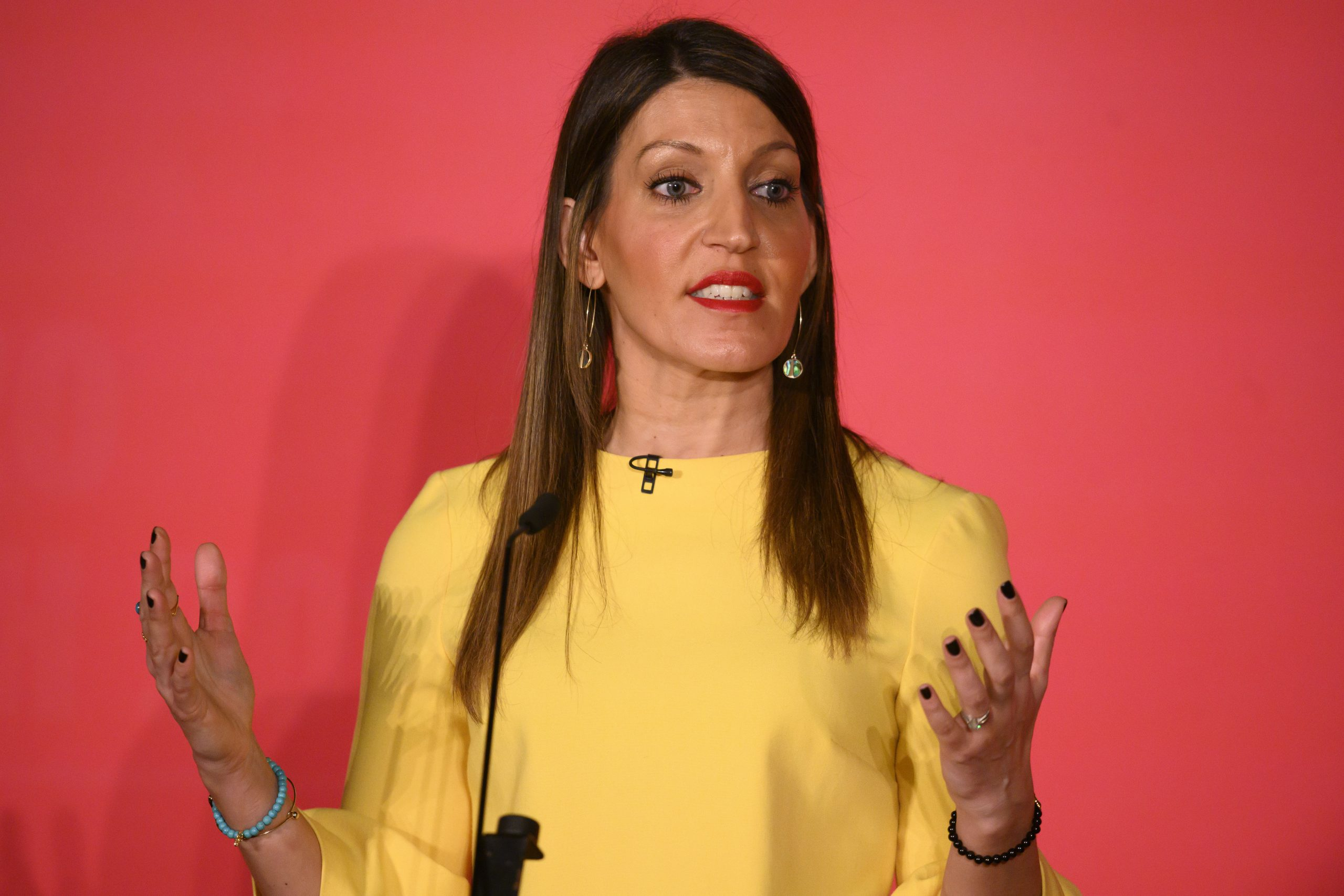 Rosena Allin-Khan, MP for Tooting, is standing as a candidate in the Labour Party deputy leadership election. (Photo by Matthew Horwood/Getty Images)