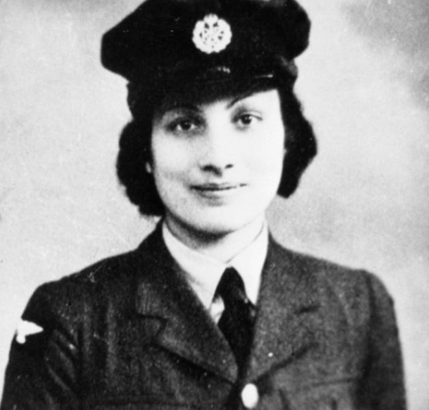 Noor Inayat Khan, a British Special Operations Executive agent during WW II, was tortured and killed by the Nazis in 1944, at the age of 30. (Courtesy: Commonwealth War Graves Commission)