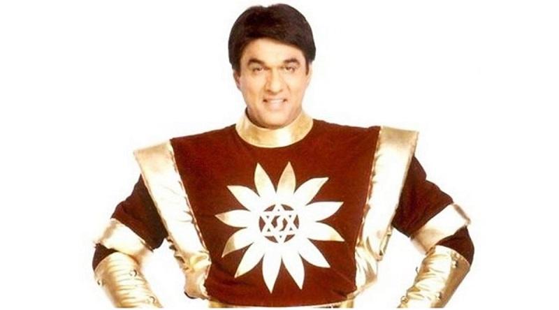 Mukesh Khanna as Shaktimaan