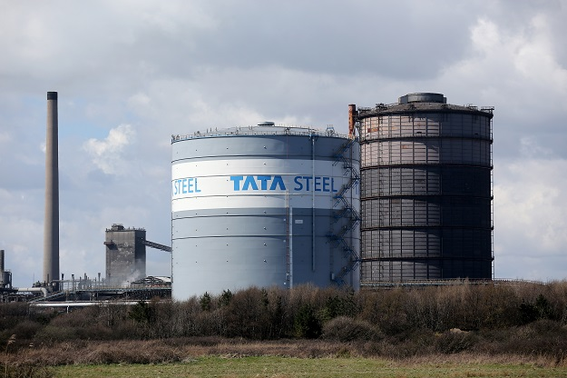 Tata Steel plant at Port Talbot (Photo: Christopher Furlong/Getty Images).