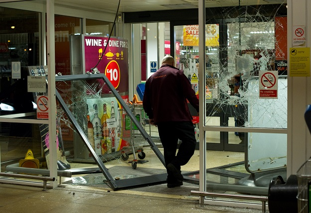 The victims of rising crime in our shops, in the worst cases, have been seriously injured while others have suffered mental illness, including posttraumatic stress syndrome too. But rising retail crime affects those of us who depend on shops too (Photo: LEON NEAL/AFP via Getty Images).