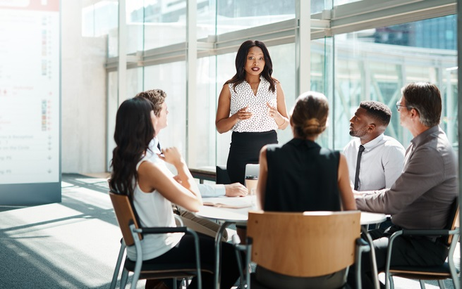 Mental Health First Aid England's My Whole Self campaign shines a light on business culture. It aims to create a healthier working culture that strengthens human connections in the workplace by bringing together diversity and inclusion and health and wellbeing (Photo: iStock).