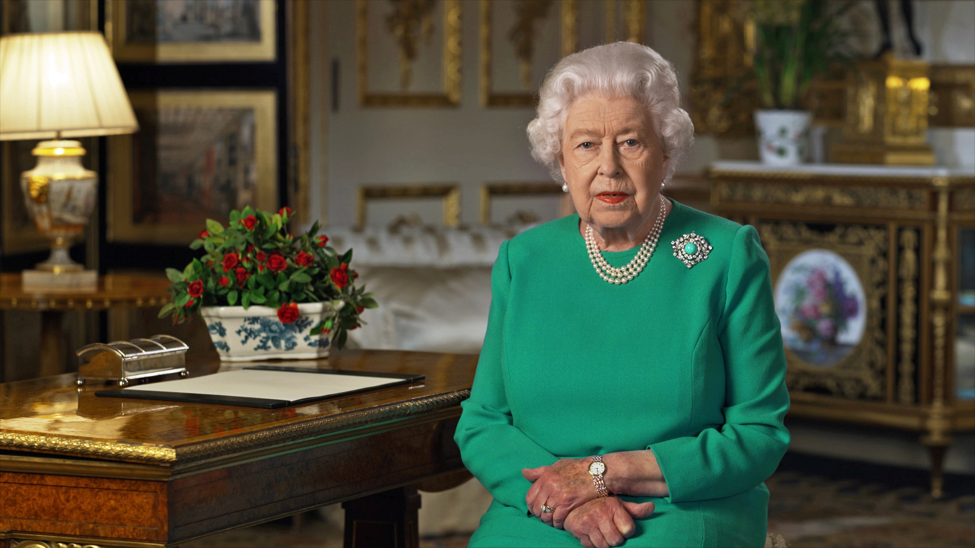 Queen Elizabeth II (Photo: Reuters).