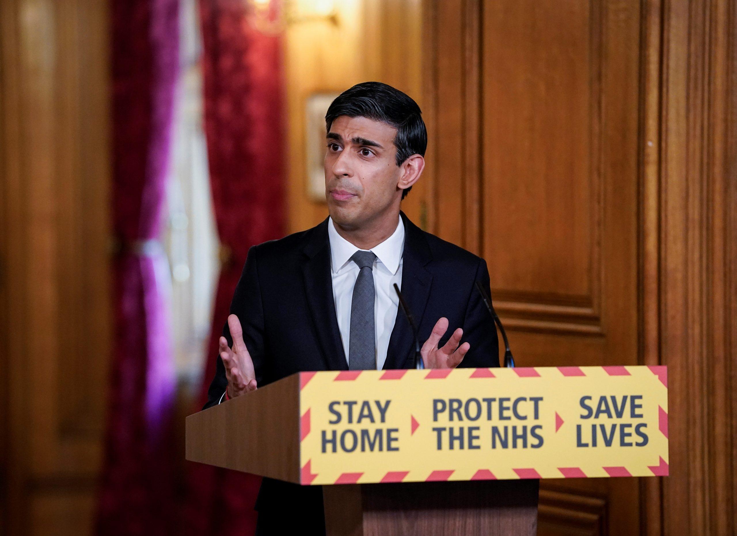 Coronavirus: Treasury backs loans to bigger businesses