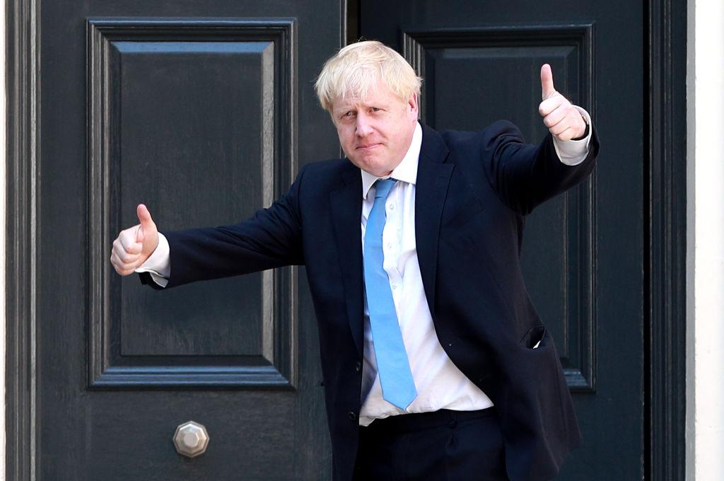 British Prime Minister Boris Johnson (Dan Kitwood/Getty Images)