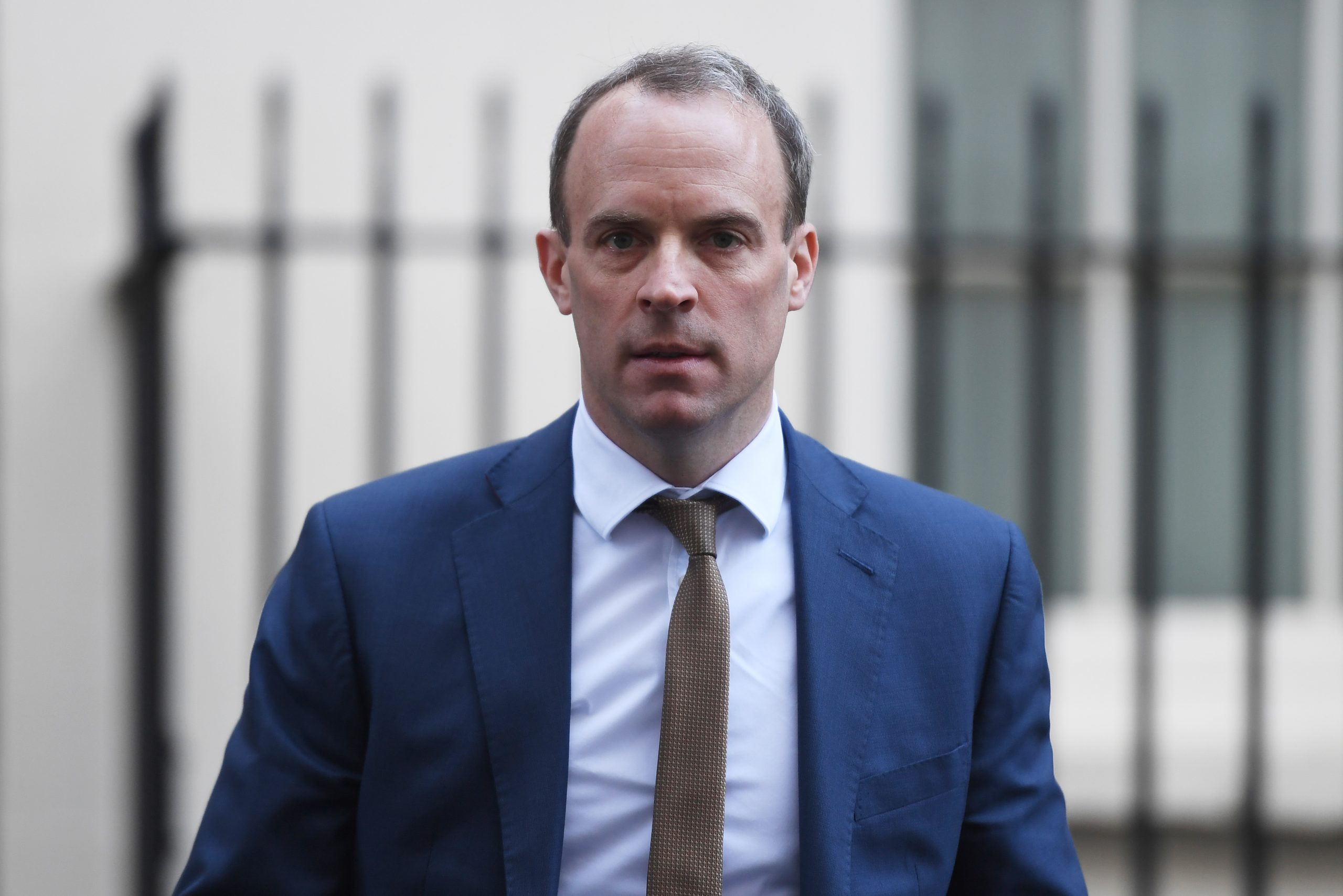 Foreign secretary Dominic Raab  Photo by Peter Summers/Getty Images)