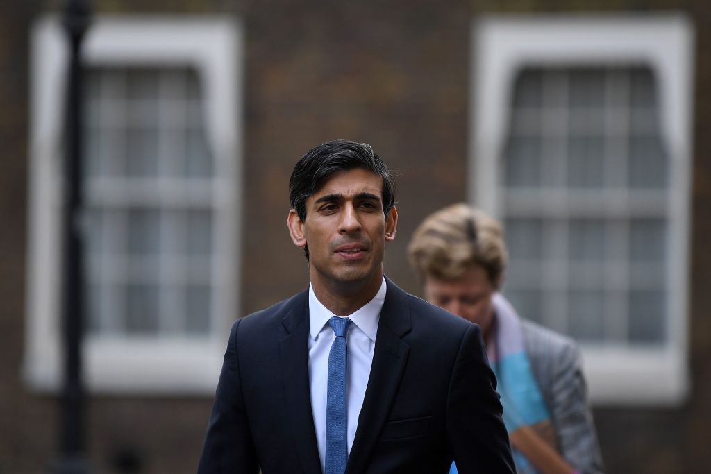 """Chancellor of the Exchequer Rishi Sunak Sunak recently told Parliament that the government had """"stretched and strained to be as generous as possible"""" towards employers and employees. (Photo: DANIEL LEAL-OLIVAS/AFP via Getty Images)"""