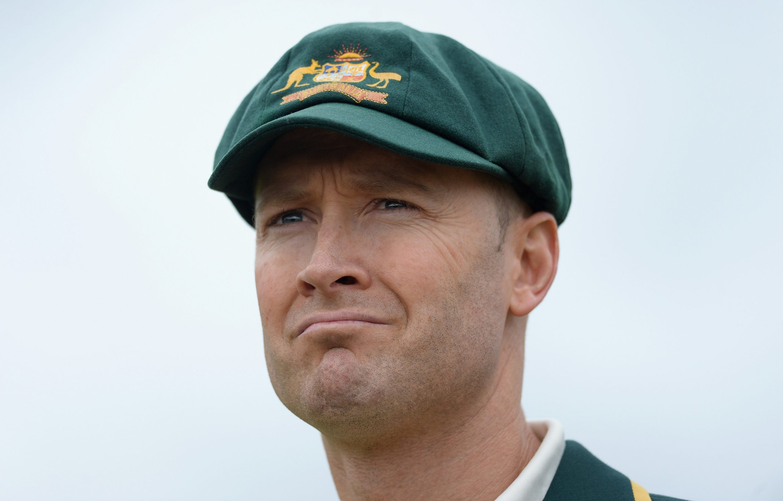 Former Australian captain Michael Clarke (Photo by Gareth Copley/Getty Images)