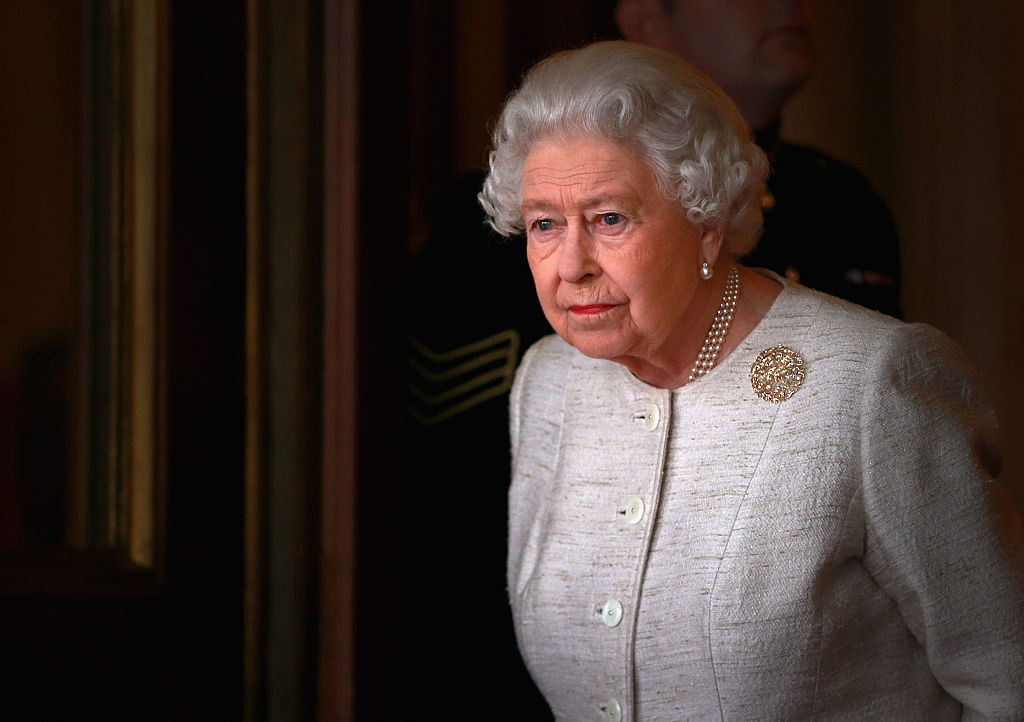 File photo of Queen Elizabeth (Photo: Chris Jackson/Getty Images)