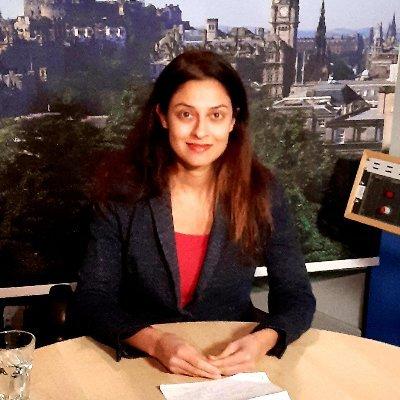 Professor Devi Sridhar (Courtesy: Twitter)