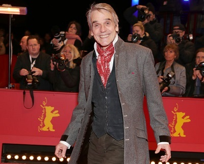 Jeremy Irons (Photo: Andreas Rentz/Getty Images).