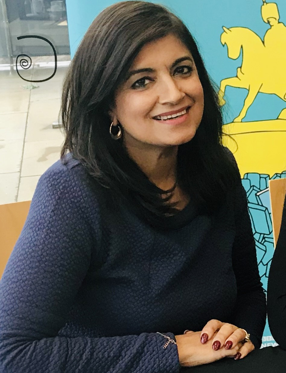 CONFIDENT VOICE: Reshma Ruia