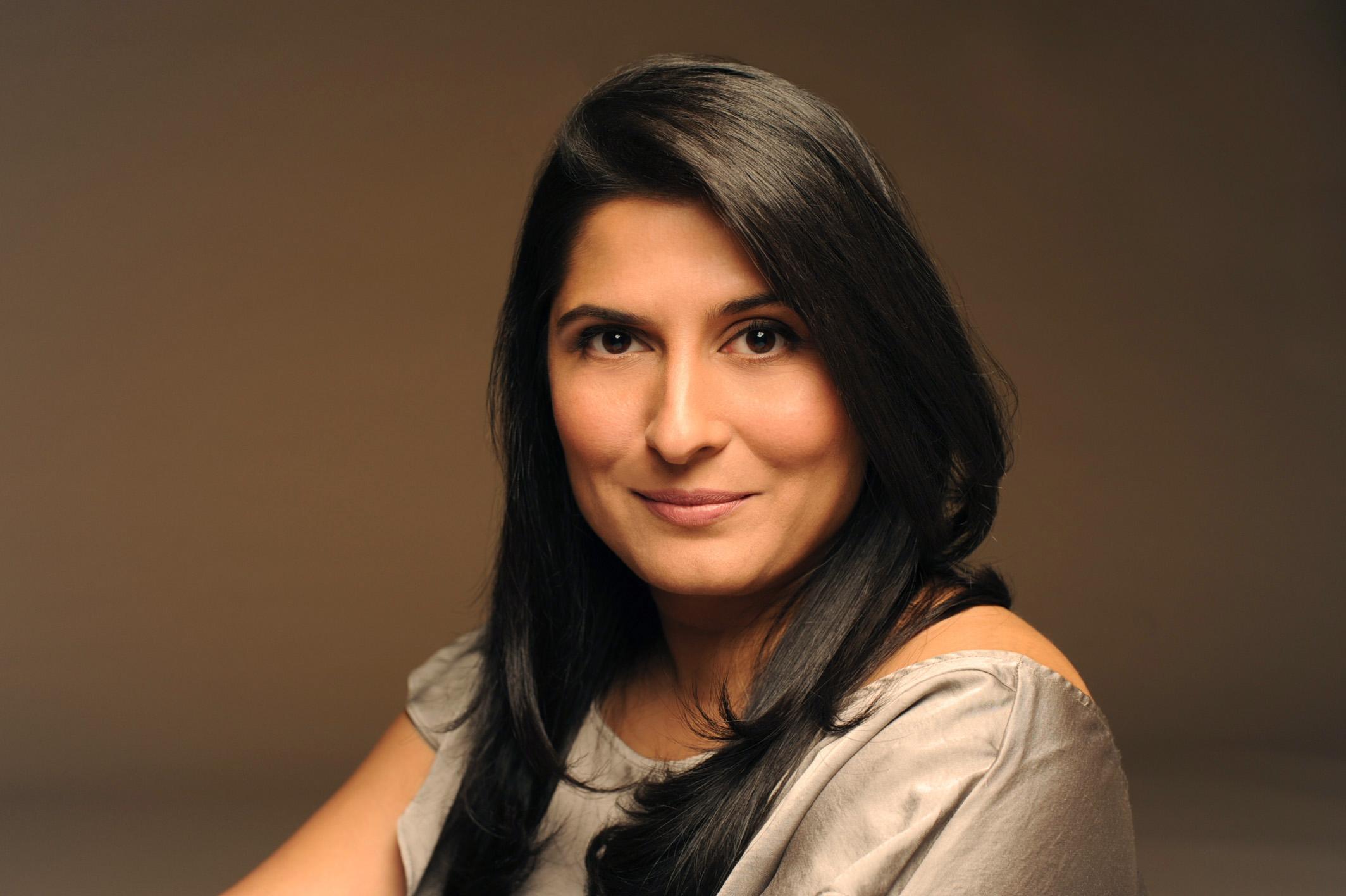 FLYING HIGH: Sharmeen Obaid-Chinoy
