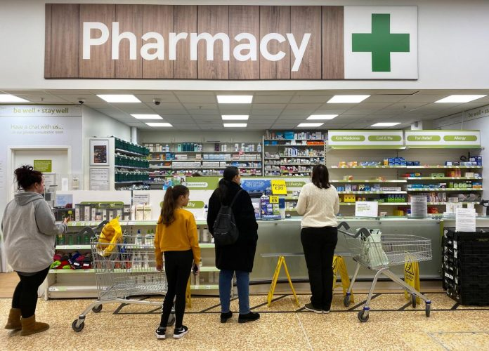 Many pharmacies in the UK are owned and operated by British Asians, and an estimat­ed 43 per cent of phar­macy staff are from a BAME community.