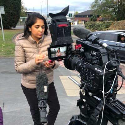 Man charged over alleged racial abuse of BBC journalist