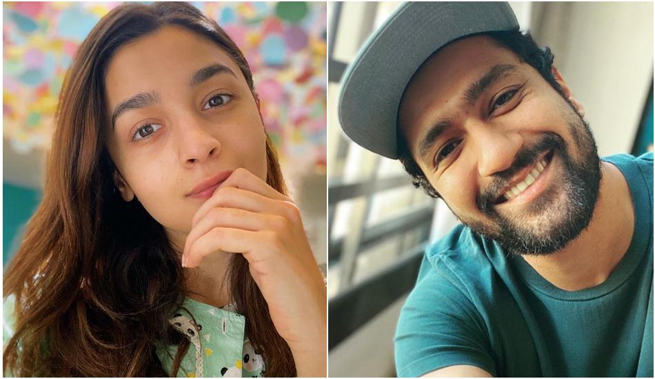 Instagram: Alia Bhatt, Vicky Kaushal